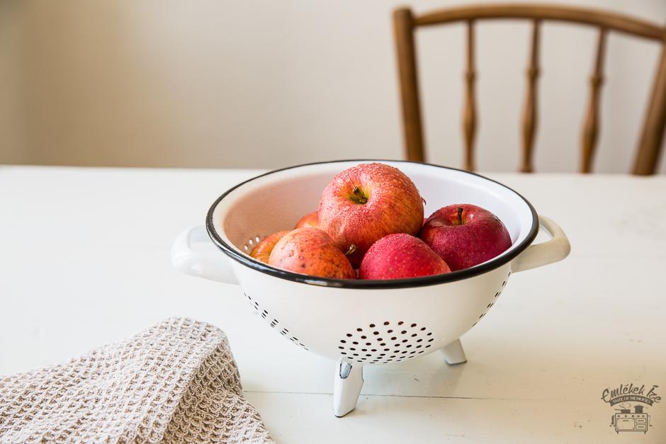 almás pite az Emlékek Íze konyhájából
