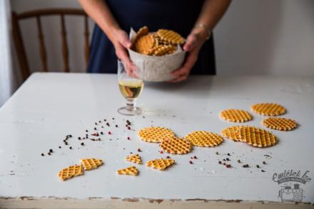sajtos lapátos süti Mami receptje alapján az Emlékek Íze konyhájából