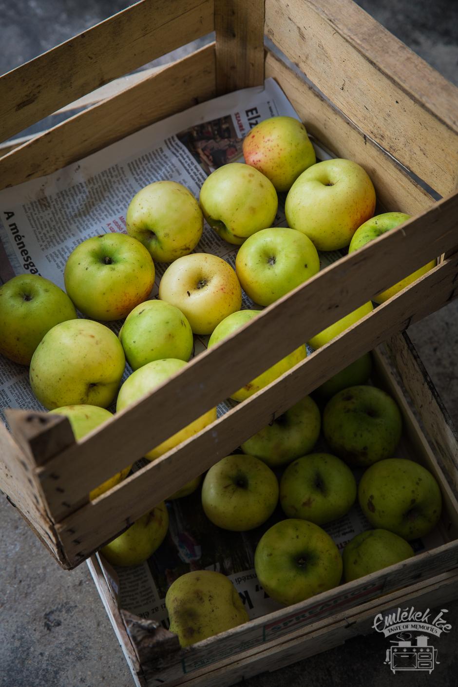 almabor saját termésből www.emlekekize.hu