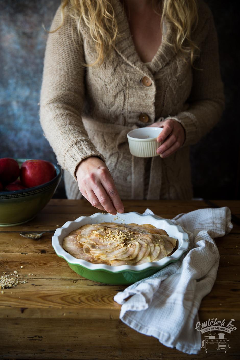 máglyarakás az Emlékek Íze konyhájából