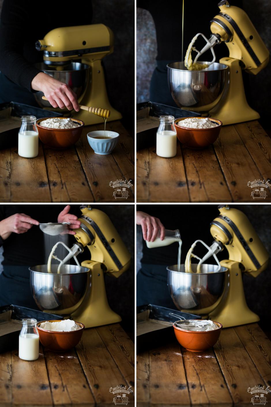 kókuszkocka az Emlékek Íze konyhájából