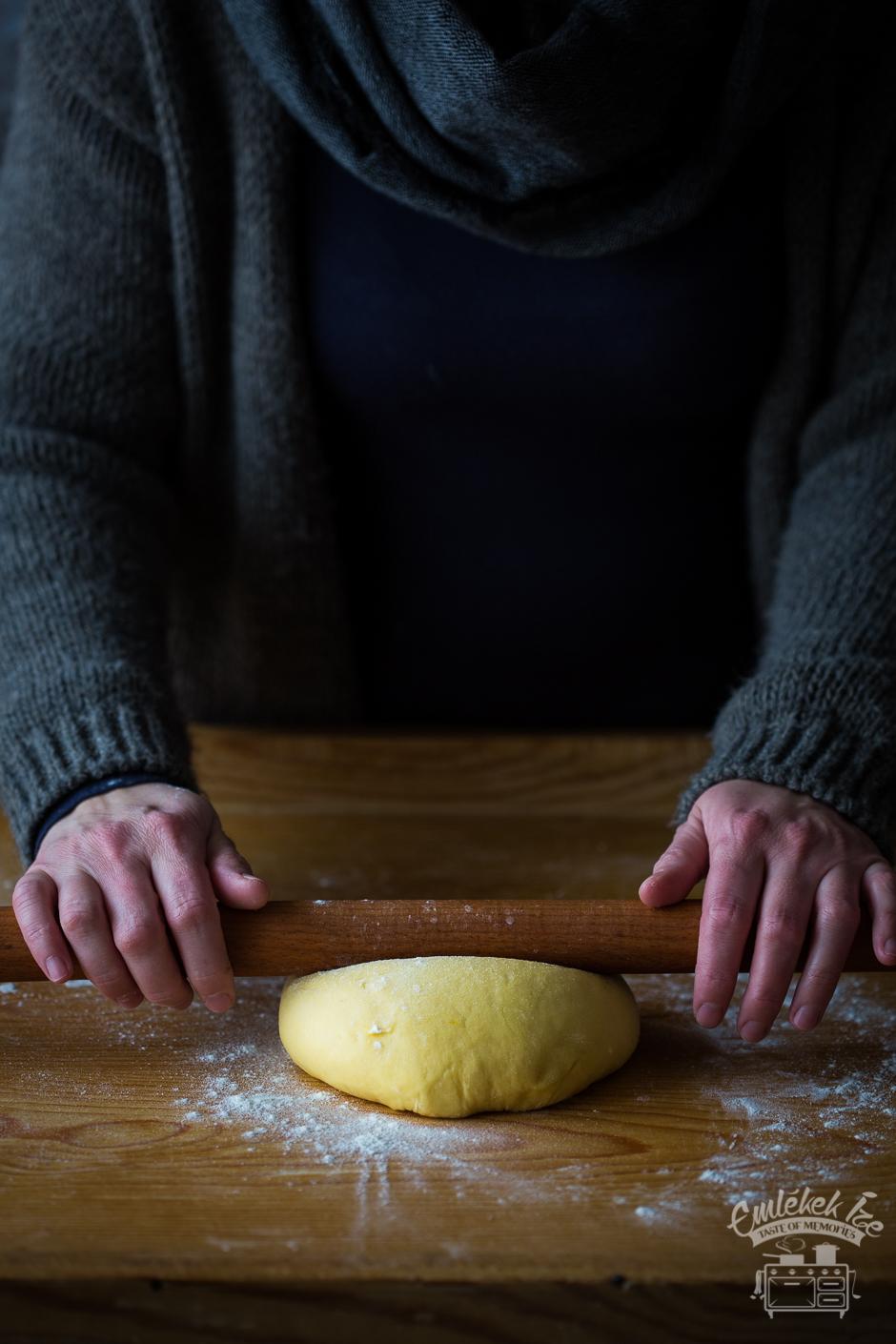 forgácsfánk az Emlékek Íze konyhájából