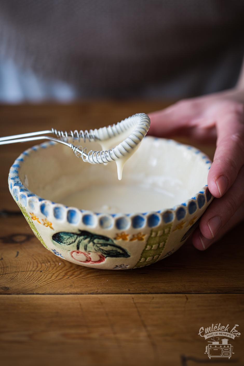 sós perec az Emlékek Íze konyhájából