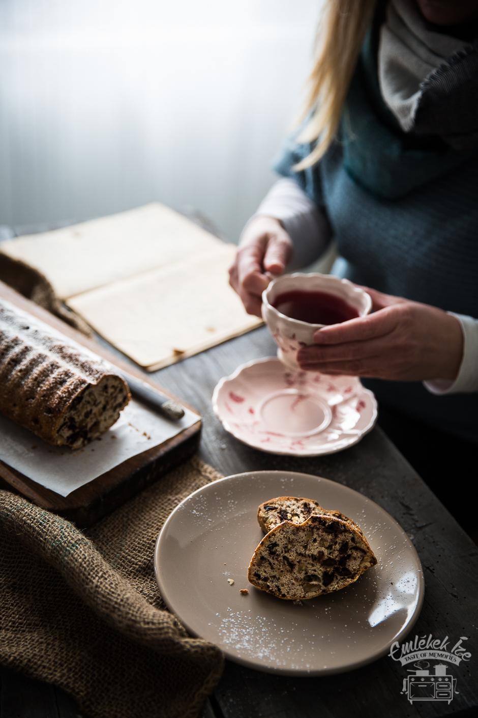 püspökkenyér az Emlékek Íze konyhájából www.emlekekize.hu