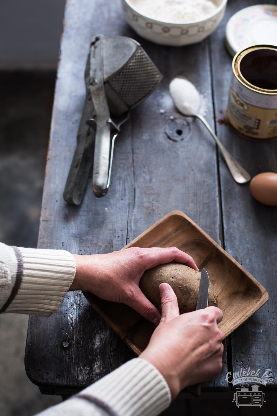burgonyás kalács az Emlékek Íze konyhájából
