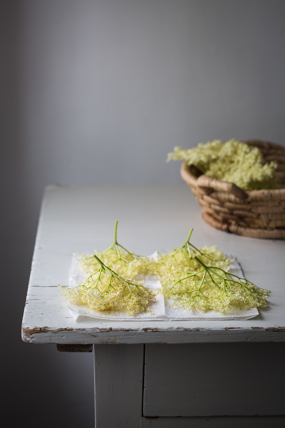 palacsintatésztában sült bodzavirág az Emlékek Íze konyhájából www.emlekekize.hu