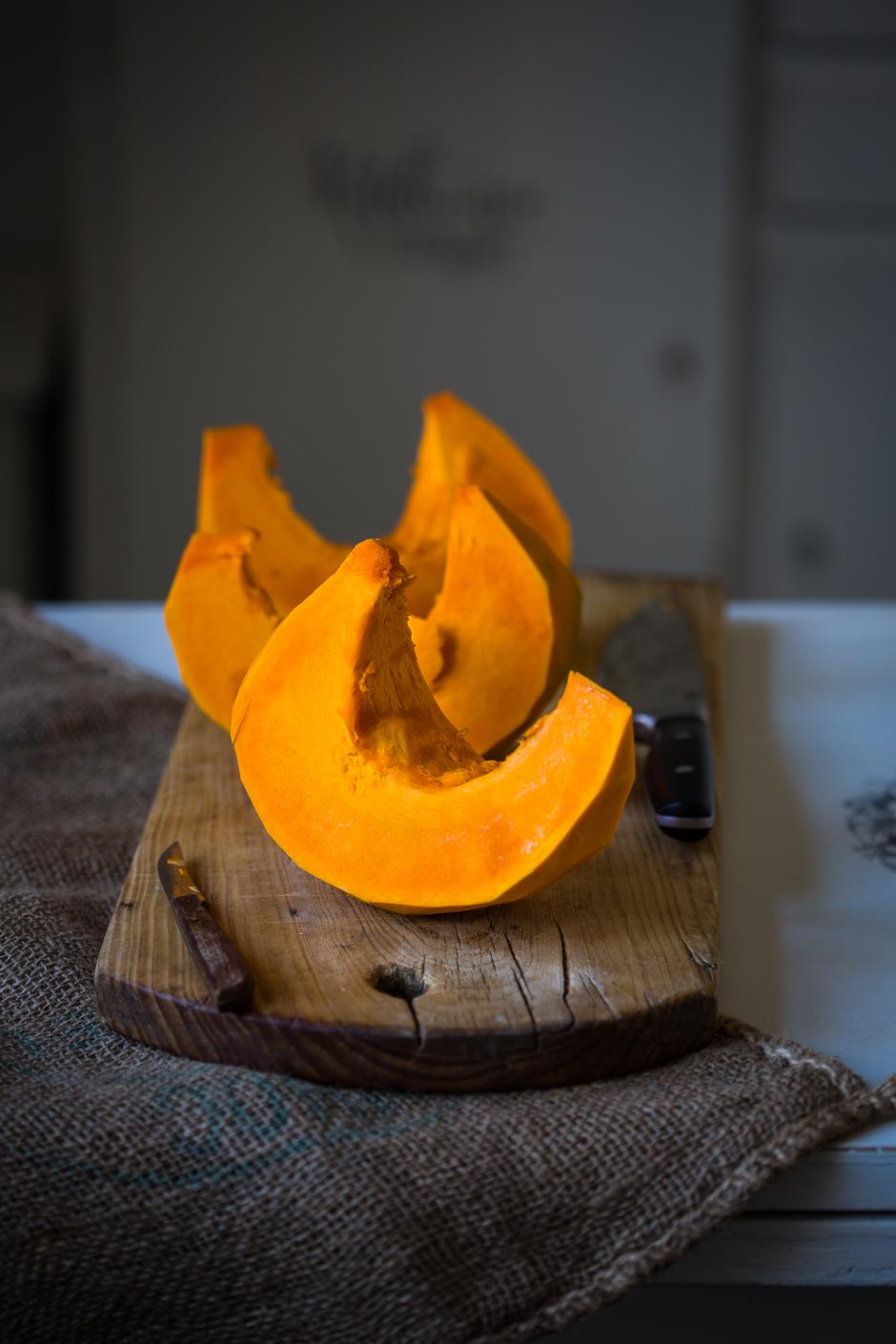 sült sütőtök az Emlékek Íze konyhájából www.emlekekize.hu