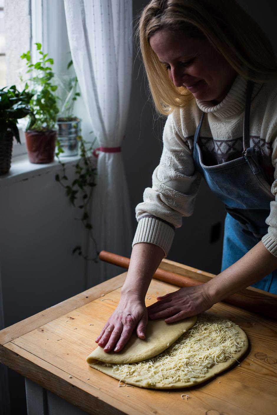 burgonyás pogácsa az Emlékek Íze konyhájából www.emlekekize.hu
